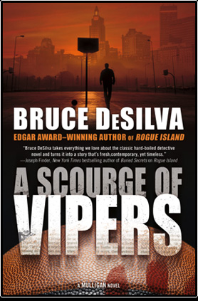 A scourge of Vipers, by Bruce DeSilva